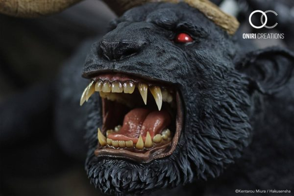GUTS AND ZODD VS GANISHKA – EPIC DIORAMA 1/6 (Berserk)