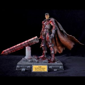 Guts the Black Swordsman - Birth Ceremony Chapter- Limited Edition III Repaint Version - Berserk - ART OF WAR
