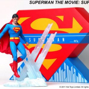 SUPERMAN The Movie MMS152 EXCLUSIVE VERSION - HOT TOYS