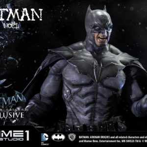 BATMAN NOEL VERSION EXCLUSIVE - ARKHAM ORIGINS - PRIME 1 STUDIO