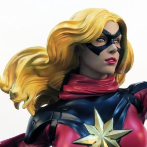 MISS MARVEL - XM STUDIOS