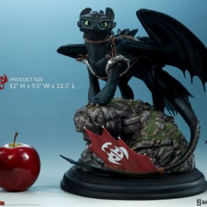 TOOTHLESS – DRAGON - SIDESHOW COLLECTIBLES