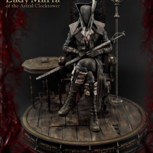 LADY MARIA OF THE ASTRAL CLOCKTOWER - Bloodborne The Old Hunters - PRIME 1 STUDIO