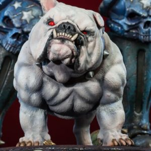 DAWG Premium Format (Lobo) - DC Comics - SIDESHOW COLLECTIBLES