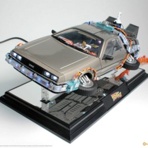 Back to the Future II DeLorean - KIDS LOGIC