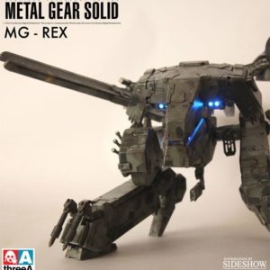 MGS REX - METAL GEAR SOLID - ThreeA Toys