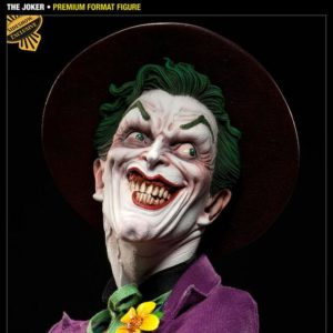 JOKER Premium Format EXCLUSIVE - DC Comics - Sideshow Collectibles
