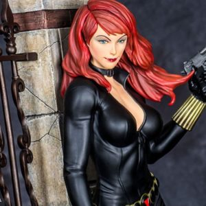 BLACK WIDOW- MARVEL – XM STUDIOS (with silver coin)