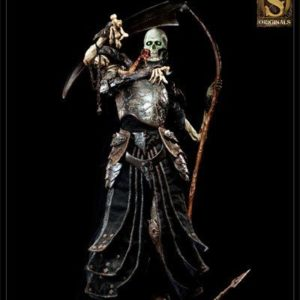 THE REAPER : DEATH'S GENERAL LSF LEGENDARY SCALE FIGURE - The Dead - SIDESHOW COLLECTIBLES