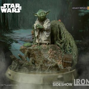 Star Wars Legacy Replica 1/4 Yoda 30 cm - IRON STUDIOS