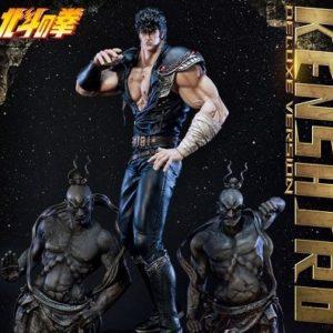 Fist of the North Star 1/4 Kenshiro Deluxe Version - Prime 1 Studio