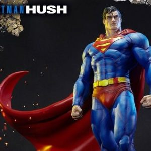 Batman Hush 1/3 Superman Sculpt Cape Edition - Prime 1 Studio