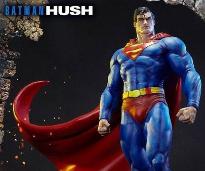 Batman Hush 1/3 Superman Sculpt Cape Edition - Prime 1 Studio
