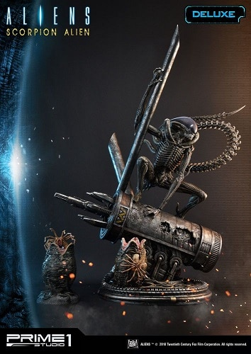 Aliens 1/4 Scorpion Deluxe - Prime 1 Studio