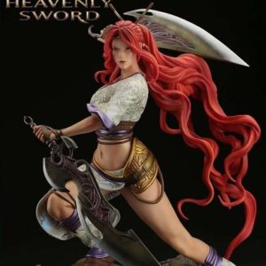 Nariko - Heavenly Sword - HMO collectibles