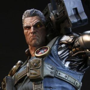 CABLE- MARVEL – XM STUDIOS