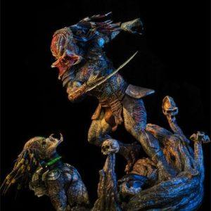 Infinity Studio Predators statuette 1/4 Berserker
