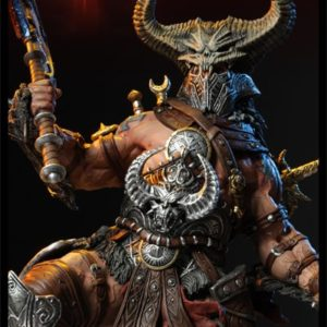 Diablo III OVERTHROWN Exclusive - SIDESHOW COLLECTIBLES