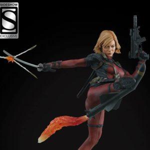 Lady Deadpool EXCLUSIVE VERSION Premium Format - SIDESHOW COLLECTIBLES