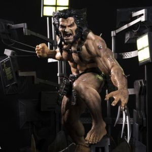 Wolverine - Weapon X Project- MARVEL – XM STUDIOS