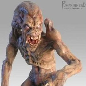 PUMPKINHEAD Maquette - SIDESHOW COLLECTIBLES