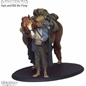 Sam and Bill the pony - Lord Of The Rings (Le seigneur des anneaux) - WETA