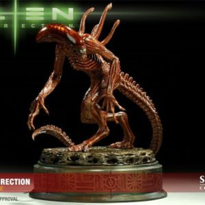 ALIEN RESURRECTION Polystone Statue - Alien 4 - Sideshow Collectibles