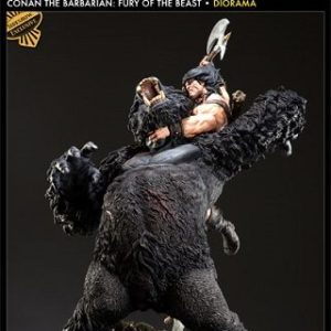 Conan the Barbarian: Fury of the Beast EXCLUSIVE - SIDESHOW COLLECTIBLES