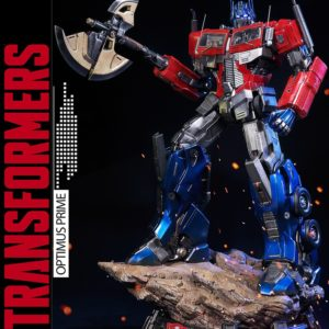 Optimus Prime G1 Exclusive - Transformers - Prime 1 Studio