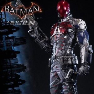 Batman Arkham Knight 1/3 RED HOOD EXCLUSIVE - PRIME 1 STUDIO