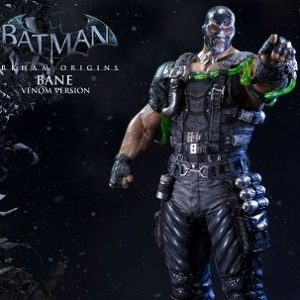 Batman Arkham Origins 1/3 Bane Venom - Prime 1 Studio