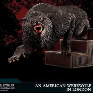 KESSLER WOLF 1:4 EXCLUSIVE - American werewolf in London - PCS COLLECTIBLES