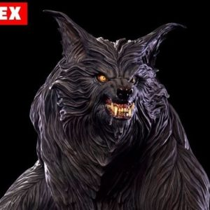 The howling werewolf Statue 1:4 EXCLUSIVE - PCS COLLECTIBLES