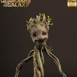 LITTLE GROOT 1:1 SCALE STATUE - ELITE CREATURE COLLECTIBLES ECC
