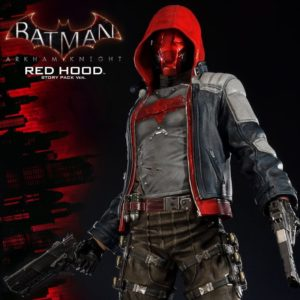 Batman Arkham Knight 1/3 RED HOOD STORY PACK- PRIME 1 STUDIO