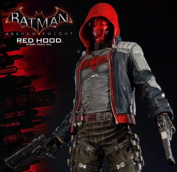 Batman Arkham Knight 1/3 RED HOOD STORY PACK- PRIME 1 STUDIO