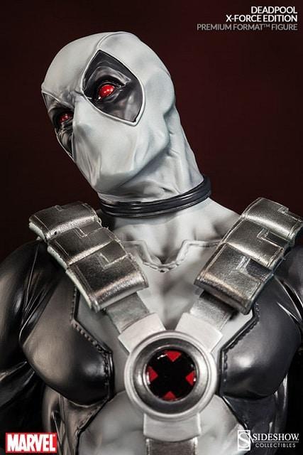 Deadpool - X-Force PREMIUM FORMAT - SIDESHOW COLLECTIBLES