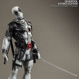 Deadpool - X-Force PREMIUM FORMAT - SIDESHOW COLLECTIBLES