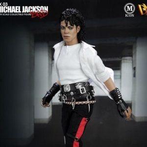 DX 03 MICHAEL JACKSON – BAD - HOT TOYS