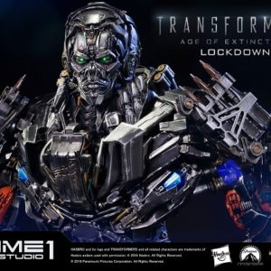 LOCKDOWN STATUE REGULAR VERSION TRANSFORMERS - Prime 1 Studio