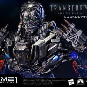 LOCKDOWN STATUE REGULAR VERSION TRANSFORMERS - Prime 1 Studio