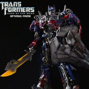 OPTIMUS PRIME STATUE DARK OF THE MOON - TRANSFORMERS - Prime 1 Studio
