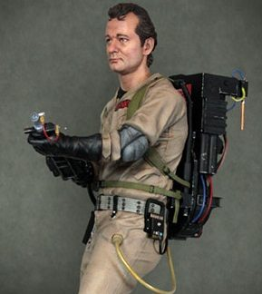 Venkman 1/4 SCALE - GHOSBUSTERS - Hollywood Collectibles Group HCG