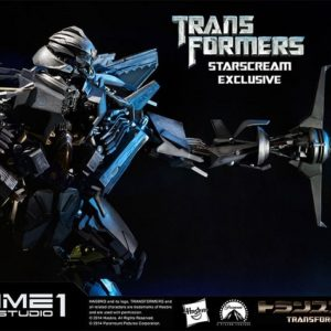 STARSCREAM STATUE EXCLUSIVE VERSION TRANSFORMERS - Prime 1 Studio
