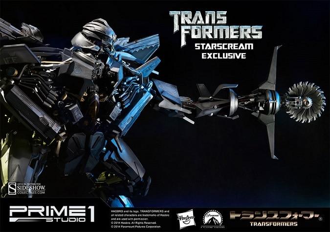 Starscream Statue Exclusive Version Transformers