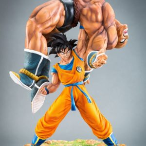 The Quiet Wrath of Son Goku NAPPA - DRAGON BALL Z - TSUME ART