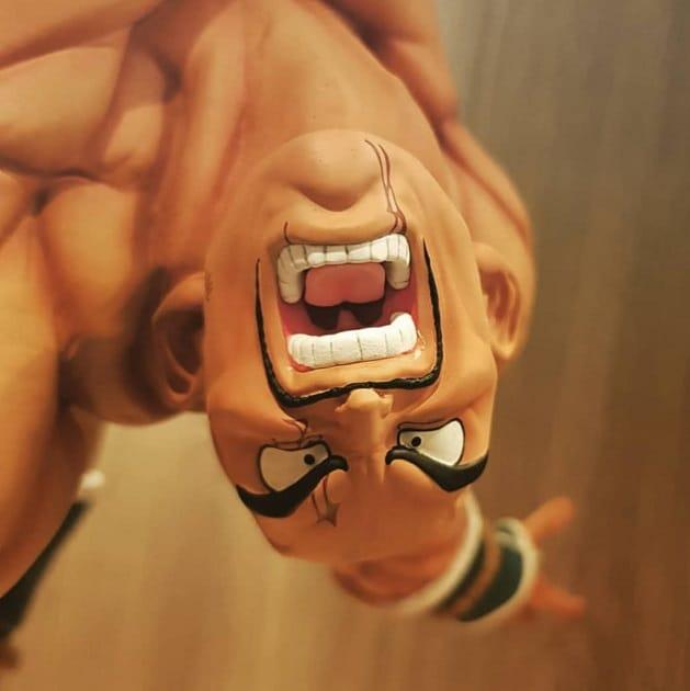 The Quiet Wrath Of Son Goku NAPPA