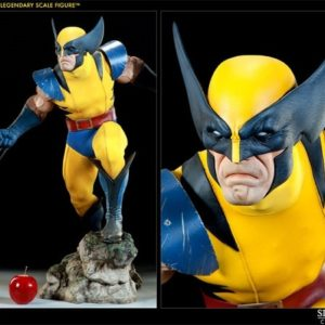 WOLVERINE LEGENDARY SCALE FIGURE LSF - MARVEL - SIDESHOW COLLECTIBLES