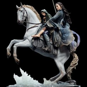 ARWEN AND FRODO ON ASFALOTH – LOTR - WETA WORKSHOP