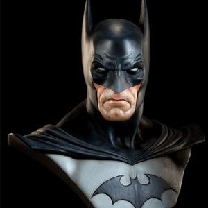 Batman Life Size Bust - DC Comics - SIDESHOW COLLECTIBLES